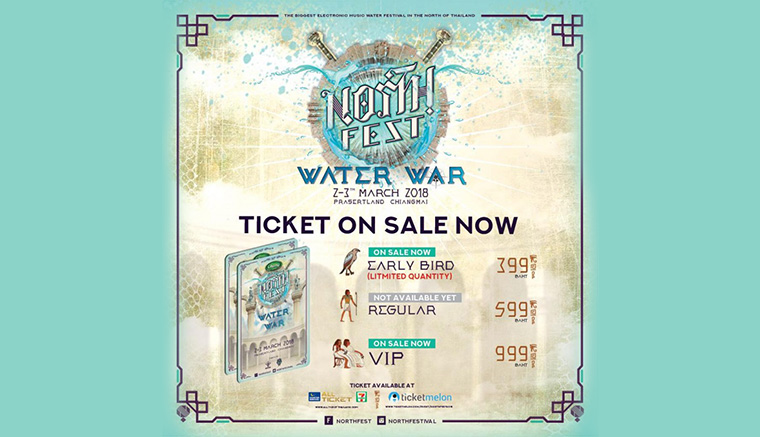 North Fest 2018 Water War