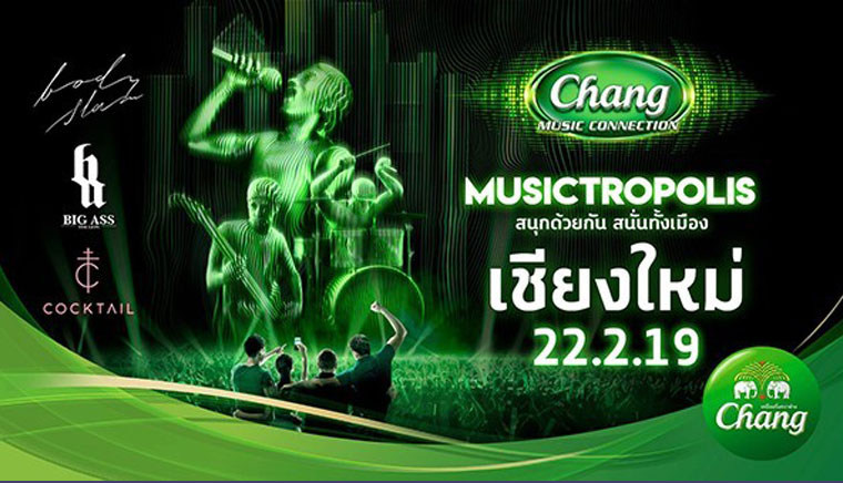 Chang Music Connection Musictropolis