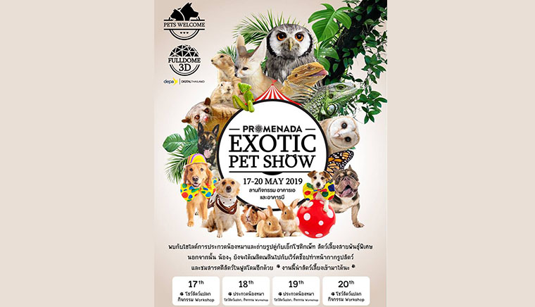 Exotic Pet Show & Dogs Contest