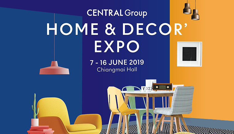 Central Group Home & Decor Expo 2019