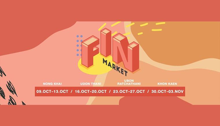 Fin Market At CentralFestival Chiangmai