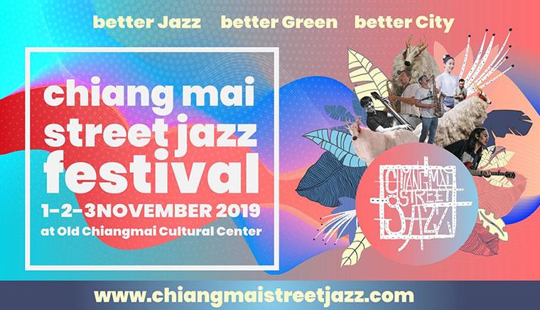 Chiang Mai Street Jazz Festival