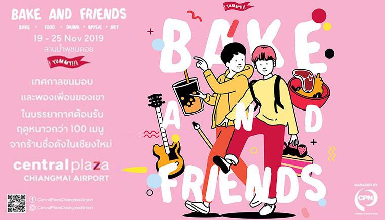 Bake & Friends Festival