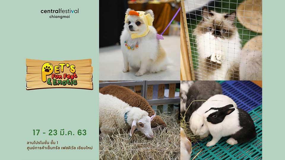 Pet's Fun Fest & Excotic