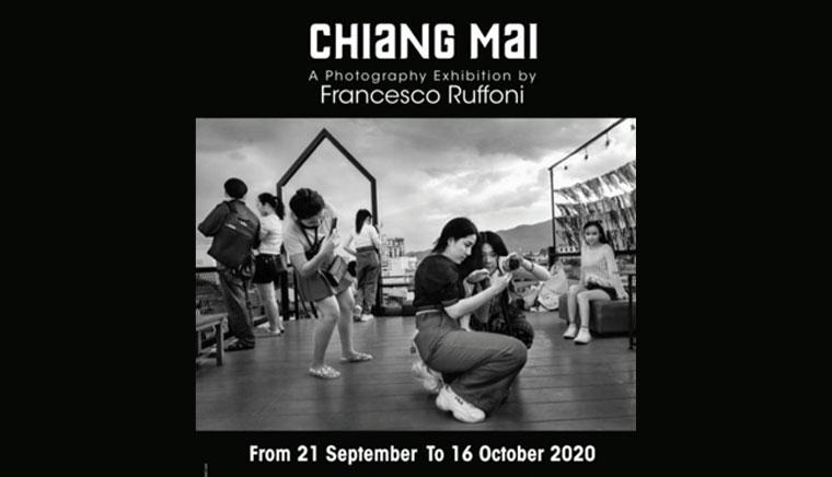 นิทรรศการ CHIANG MAI ผลงานภาพถ่ายของ Mr.Francesco Ruffoni ศิลปินชาวอิตาลี