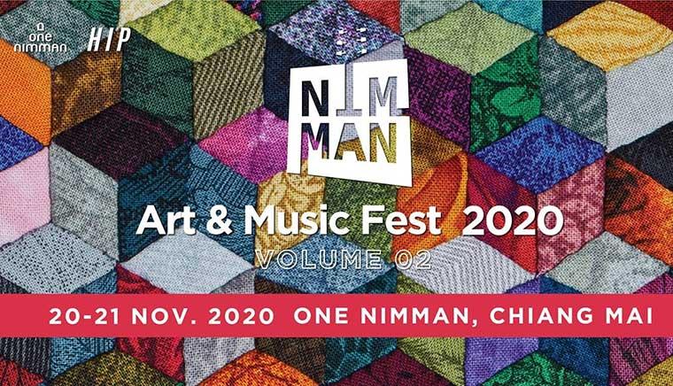 NIMMAN ART & MUSIC 2020 #volume2