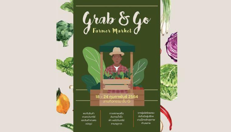 Grab & Go Farmers Market