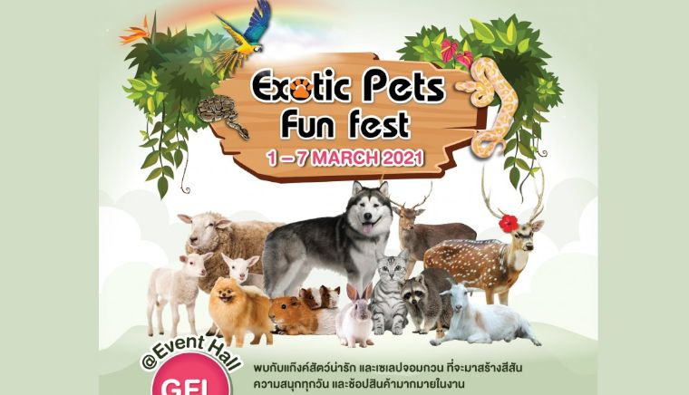 EXOTIC PET FUN FEST
