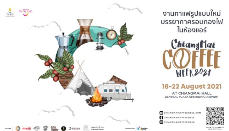Chiangmai Coffee Week 2021