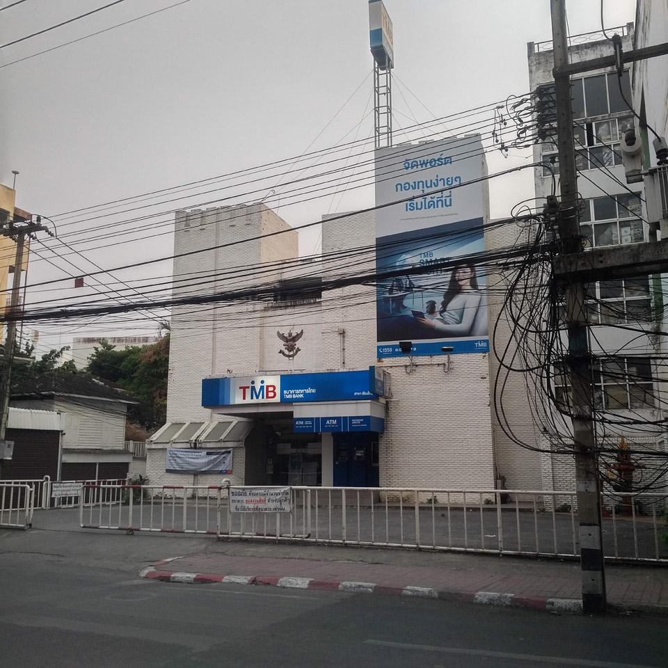 ธนาคารทหารไทย (สาขาเชียงใหม่)