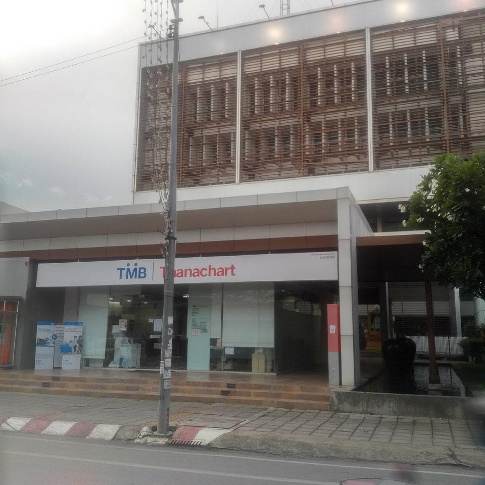 ธนาคาร ทหารไทย (สาขาท่าแพ)