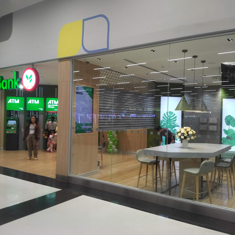 ธนาคารกสิกรไทย บิ๊กซี เชียงใหม่ (ดอนจั่น)