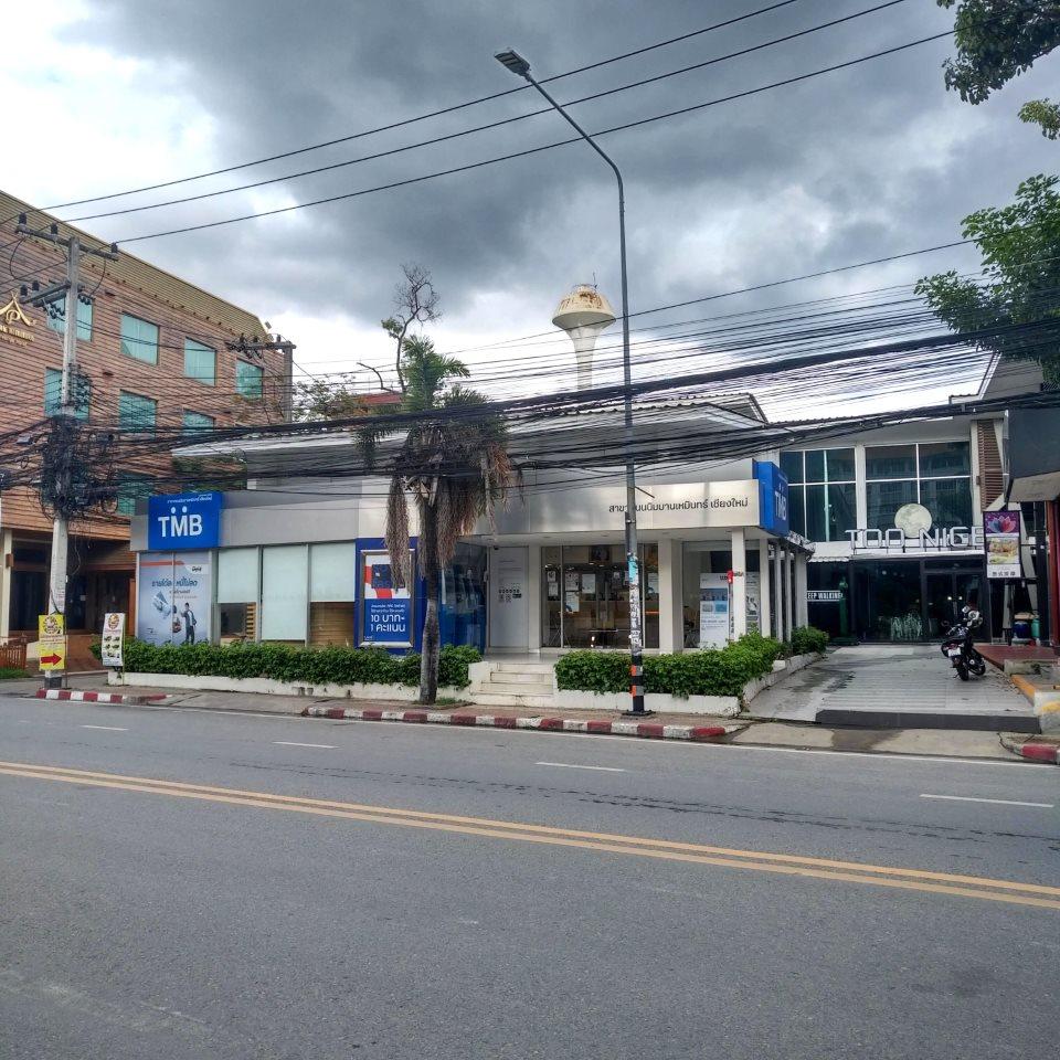 ธนาคารทหารไทย (ถนนนิมมานเหมินทร์)